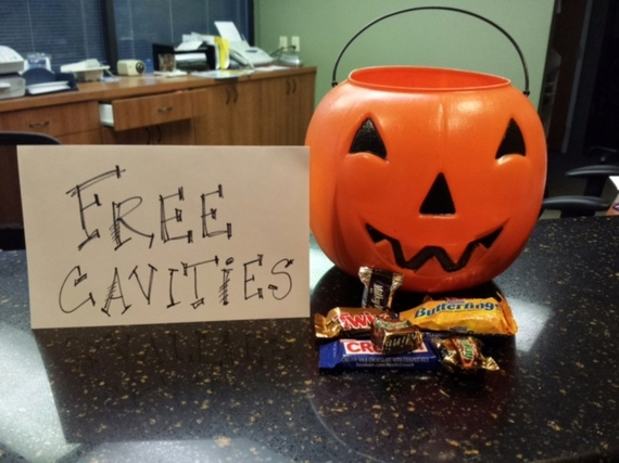 Trick Or Treat? A Dentist Ranks Your Favorite Halloween Candy